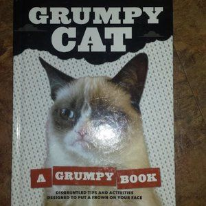 hardback grumpy cat book